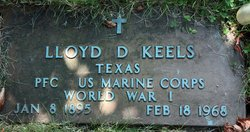 Lloyd D Keels