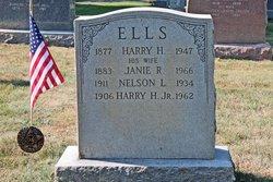 Harry Hartley Ells