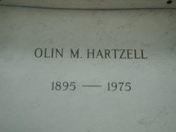 Olin M Hartzell
