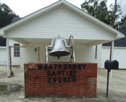 Weathersby Baptist Church Cemetery