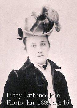 Marie Alida Lydia (Libby) <I>LaChance</I> Jean