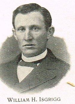 William Harrison Isgrigg
