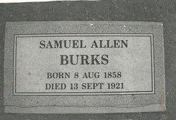 Samuel Allen Burks