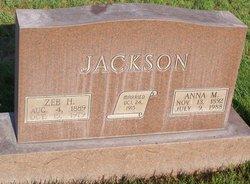 Zeb H. Jackson