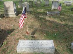 "Mildred L. ""Mickey"" <I>Skidmore</I> Arthur"