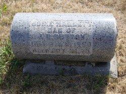 Josie <I>Sutton</I> Hallett