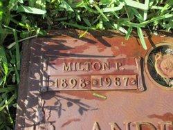 Milton P. Anderson