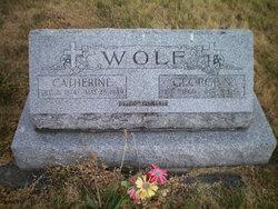 Catharine <I>Uselding</I> Wolf