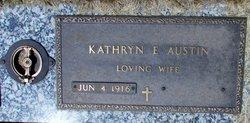 Kathryn E. <I>Imhoff</I> Austin