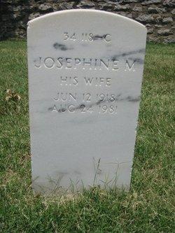 Josephine M Degray
