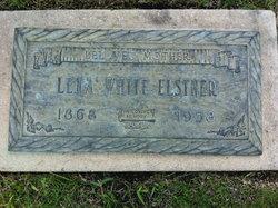 Lena Harris <I>White</I> Elstner