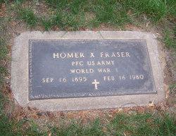Homer X Fraser