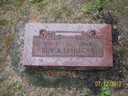 Roy A. Lehmann