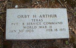 Orby H. Arthur