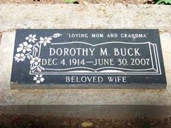 Dorothy M Buck