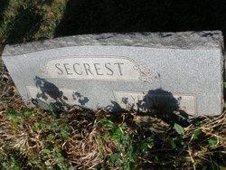 Mabel <I>Armstrong</I> Secrest