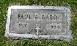 Paul A Babin