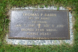 Thomas Paul Babin