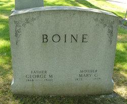 George M Boine