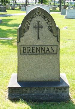 Elizabeth M Brennan
