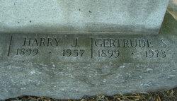 Gertrude S Brogan