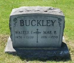 Mae E Buckley