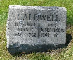 Josephine M Caldwell