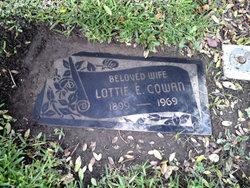 Lottie E <I>Goff</I> Cowan