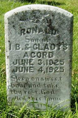 Ronald Acord