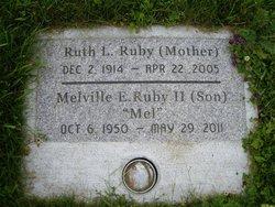 Ruth L Ruby