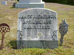 James Alfred Emerson
