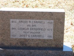 Janet Virginia Campbell