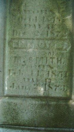 Emeroy M. <I>Plum</I> Smith