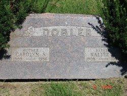 Carolyn <I>Sinn</I> Dobler