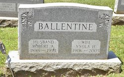 Vyola M <I>Hoffman</I> Ballentine