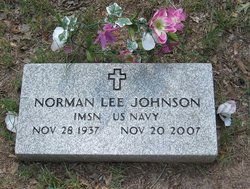 Norman Lee Johnson