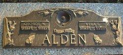Vera E <I>Bohn</I> Alden