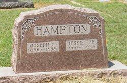 Jessie Lee <I>Roden</I> Hampton