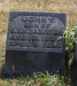 John Y Bannister