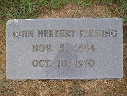 John Herbert Fleming