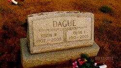 Olive I <I>Brown</I> Dague