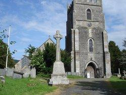 Llansilin Churchyard