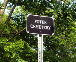 Voter Cemetery
