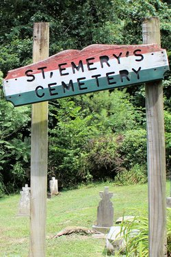 Saint Emery's Cemetery