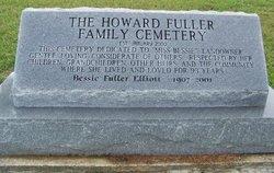 Howard Fuller Family Cemetery