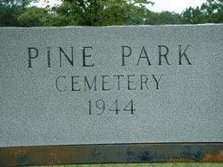Pine Park Cemetery