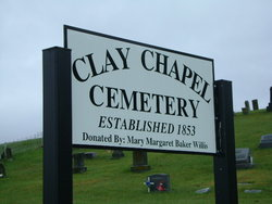 Clay Chapel Cemetery