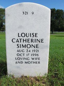 Louise Catherine Simone