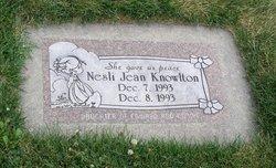 Nesli Jean Knowlton