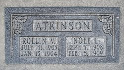 Rollin V. Atkinson